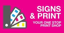 Sign & print